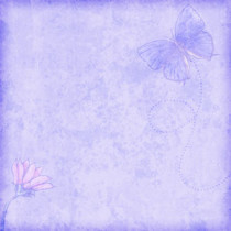 Simple Blue Butterfly Backgrounds