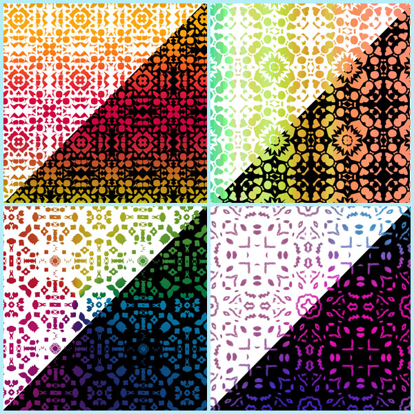 Batik Style Prints and Patterns