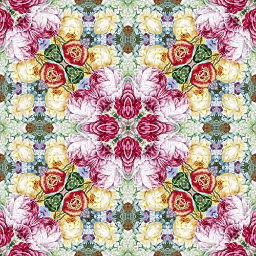 Rijkmuseum - Floral Pattern