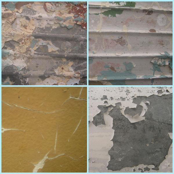 Grunge Texture – Peeling Paint